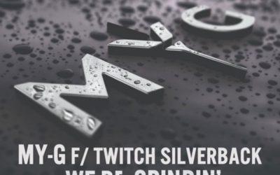 "Portland Emcee My-G Releases Soulful New Single, ""We B Grindin"" Ft. Twitch Silverback"
